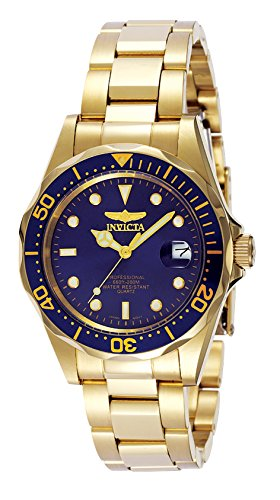 Invicta 8937 Pro Diver Unisex Wrist Watch Stainless Steel Quartz Blue Dial