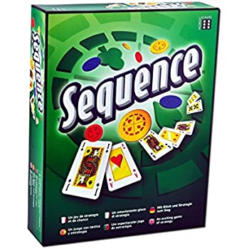 sequence brettspiel