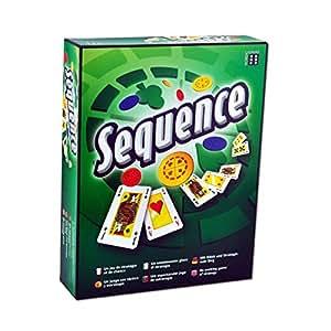 Winning Moves - Jeu de société - Sequence Game