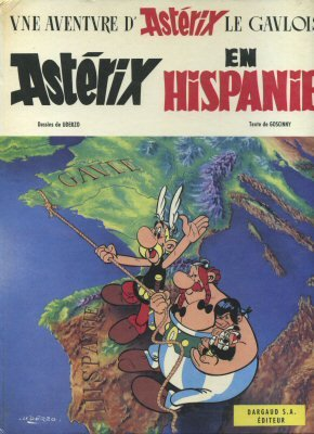 Astérix - 14 - Astérix en Hispanie