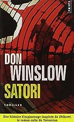 Satori : Un roman d'espionnage inspiré du classique Shibumi de Trevanian