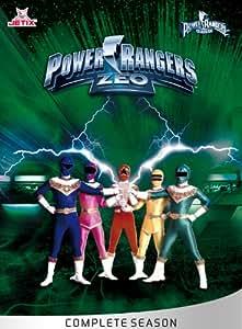 Power Rangers ZEO - Die komplette Staffel [6 DVDs]