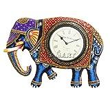 APKAMART Handcrafted Vintage Clock - Ele...