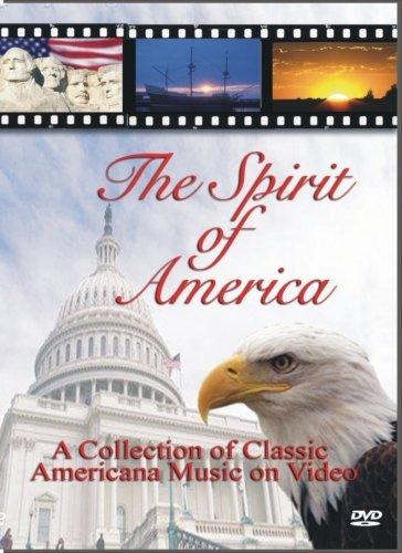 The Spirit of America - Patriotic DVD Video (God Bless America Star Spangled Banner Stars & Stripes Forever America The Beautiful Battle Hymn Grand Old Flag) - Battle Flag