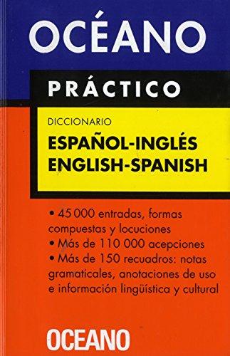 Océano Práctico Diccionario Español - Inglés / English - Spanish (Diccionarios) por Aa.Vv.