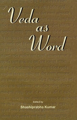 Veda as Word by Shashiprabha Kumar (2007-03-30)