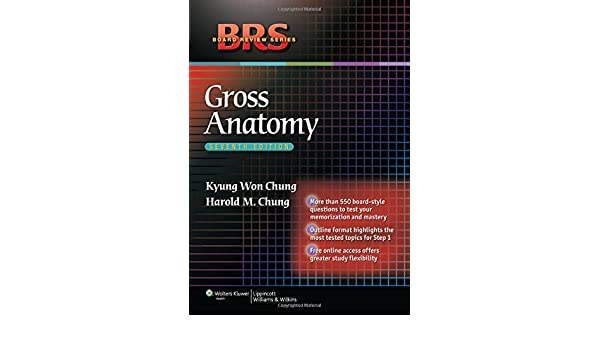 Buy Brs Gross Anatomy Board Review Series Book Online At Low