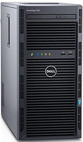 Dell PowerEdge T1303.7GHz E3–1240V6290W Mini-Tower Server (3,7GHz, E3–1240V6, 8GB, DDR4-SDRAM, 2000GB, Mini Tower)