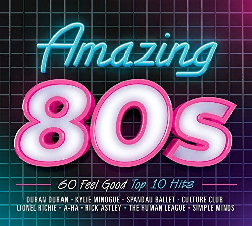Amazing 80s - 60 hits compilation. Ideal gift for fans of 80s music