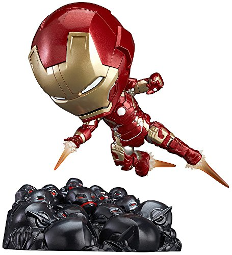 Marvel Avengers Age of Ultron Iron Man Mark 43 Hero Edition Action-Figur