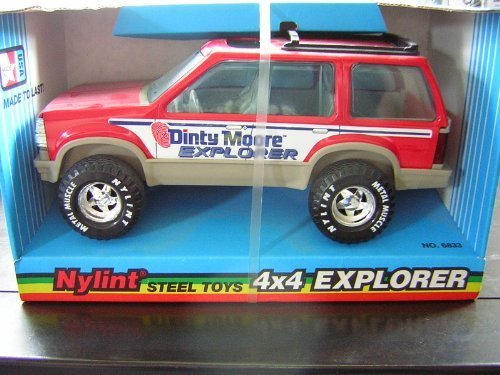 nylint-steel-toys-4x4-explorer-truck-dinty-moore-by-nylint