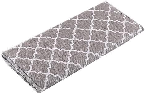 /30,5/x 40,6/cm Happyshop tappetino scolapiatti reversibile in microfibra assorbente sottobicchieri superfine fibra spugna plaid tazza sottobicchieri tappetino multiuso/
