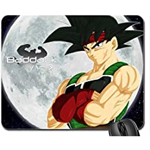 Bardock Mouse Pad, Mousepad (10.2 x 8.3 x 0.12 inches)