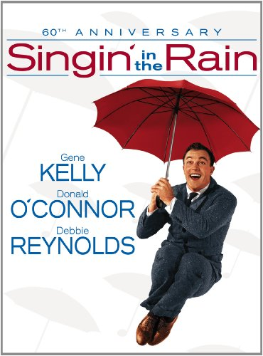 Singin' in the Rain (60th Anniversary Ultimate Edition) [Blu-ray] [Collector's Edition] (Anniversary Collectors 60th)