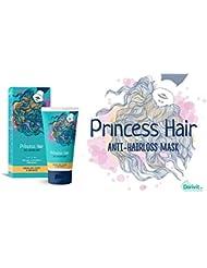 Le masque capillaire Princess Hair, ce qui rendra vos cheveux plus longs