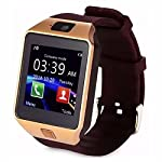 Bluetooth Smart Watch Phone With Camera and Sim Card Support With Apps like Facebook and WhatsApp Touch Screen Multilanguage Android/IOS Mobile Phone Wrist Watch Phone with activity trackers and fitness band features compatible with Samsung IPhone HT...