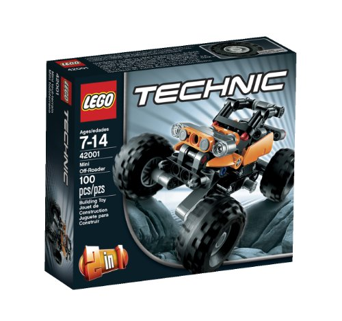 Preisvergleich Produktbild LEGO Technic 42001 Mini Off-Roader