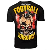 Extreme Hobby Fanswear T-shirt. Football Terrorist T-shirt. Soccer Supporters. Hooligan. Football Fanatics. Casual