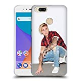 Head Case Designs Offizielle Justin Bieber Fotokalender Purpose Soft Gel Hülle für Xiaomi Mi A1 / Mi 5X