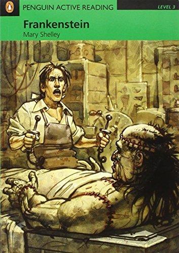 Frankenstein, Level 3, Penguin Active Readers (Penguin Readers: Level 3) by Mary J Shelley (2008-10-26)