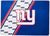 NFL New York Giants Glass Cutting Board
