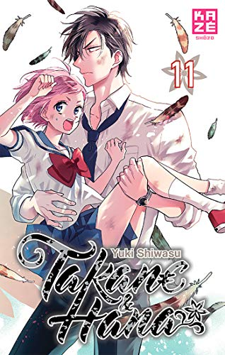 Takane & Hana T11 par Yuka SHIWASU