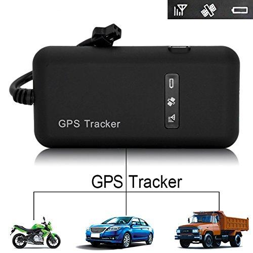 GPS am Motorrad