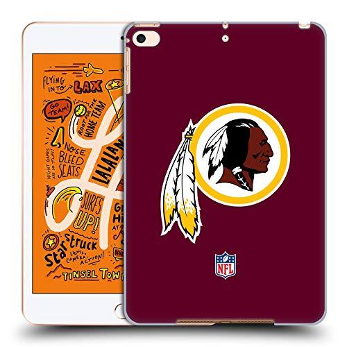 Head Case Designs Offizielle NFL Einfarbig Washington Redskins Logo Harte Rueckseiten Huelle kompatibel mit iPad Mini (2019) Washington Nationals Ipad