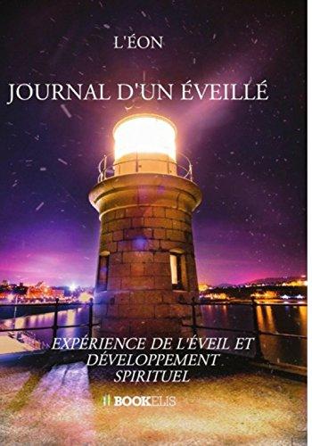 Couverture du livre Journal d'un éveillé