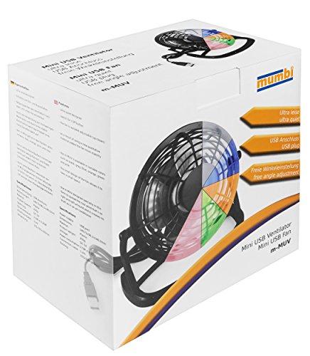 USB Ventilator Mumbi - 2