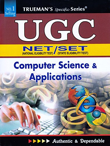 Ugc Net Books For Computer Science Pdf