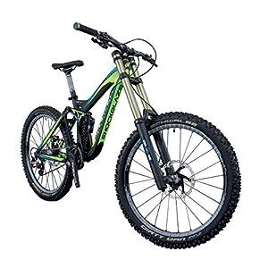 51wFYA75%2BAL. SS300 SHOCKBLAZE BK15SB1702 DH Team Mountain Bike, Nero