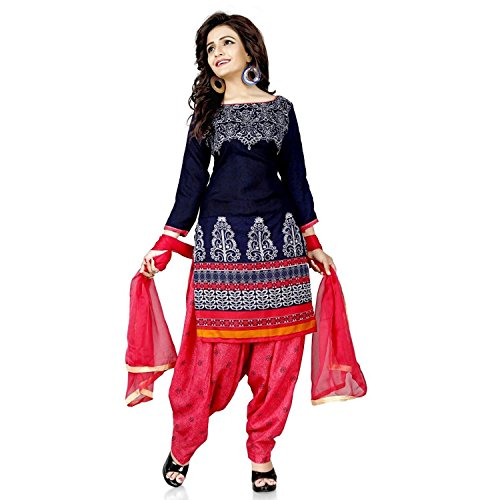 Today Best Offer New Collection Fancy And Party Wear Printed Salwar suit...