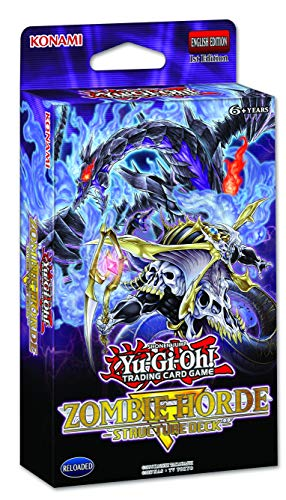 Yu Gi Oh! TCG: Zombie Horde Structure Deck