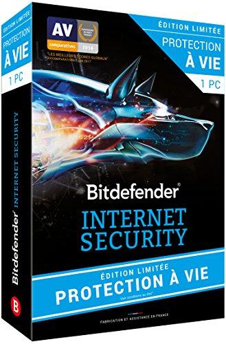 Bitdefender Internet Security - édition limitée - 1 PC