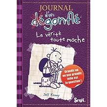 Journal d'un dégonflé 05. La vérité toute moche (Journal Dun Degonfle)