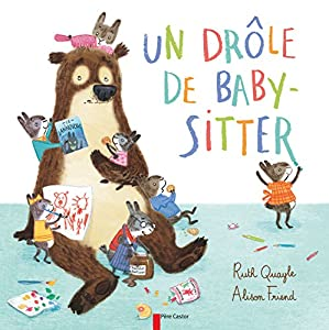 """Afficher """"Un drôle de baby-sitter"""""""