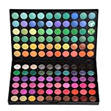 Gracelaza 120 Farben Lidschatten Makeup Paletten - Satte Farben Kosmetik Eyeshadow Palette - Ideal Augenschatten Make Up Etui Box