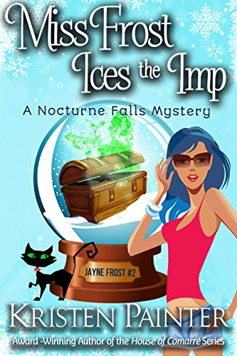 Imp: A Nocturne Falls Mystery (Jayne Frost Book 2) (English Edition) ()