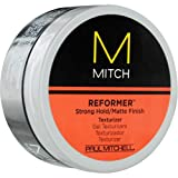 PAUL MITCHELL MEN by Paul Mitchell MITCH REFORMER STRONG HOLD/MATTE FINISH TEXTURIZER 3 OZ PAUL MIT