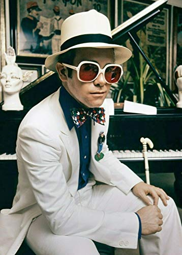 \'\'perfect posters\'\' A4 \'Elton John\' Poster Print, DISPATCHED Within 24 Hours 1ST Class