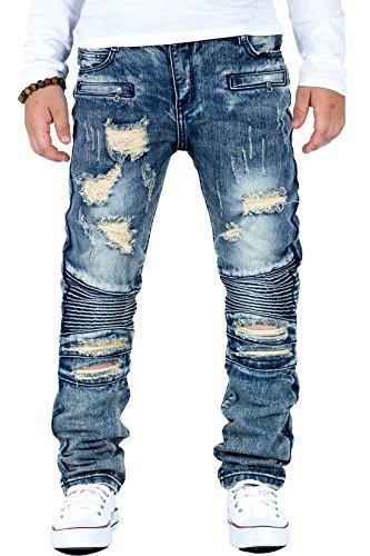 REICHSTADT Jungen Jeans RS108 - 146/152 (Herstellergröße: 14 Jahre)