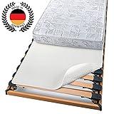 """Beautissu® Matratzen-Schoner BEAUTECT mit Noppen 90x200 cm """"Made in Germany"""""""