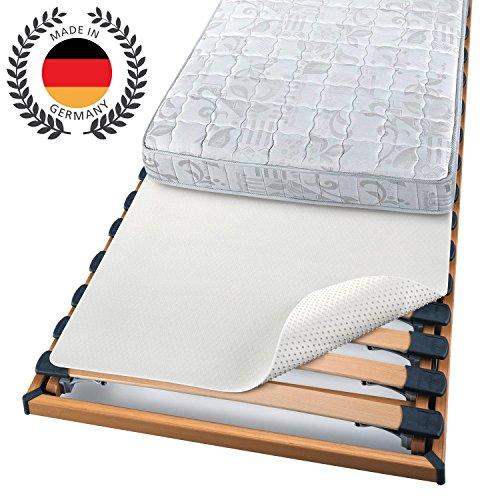 Beautissu-Protector-para-base-de-colchn-con-nudos-Lavable-con-Tex-ecolgico-Siegel-diversos-tamamos-blanco
