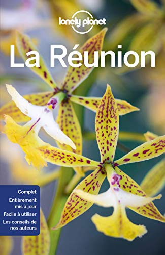 La Réunion - 3ed par  LONELY PLANET
