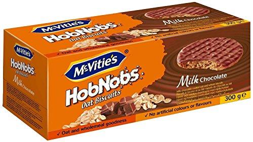 McVitie's HobNobs Oat Chocolate Biscuit, 300g