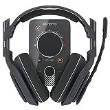 'Astro Gaming A40+ MixAmp Pro?Kopfhörer mit Mikrofon (PC/Spiele, Stereophonisch, Kopfband, Schwarz, 3,5mm (1/8), verkabelt)