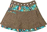 Moshiki Wende-Wickelrock Hot Cookie #7 Tweed Short (M645)