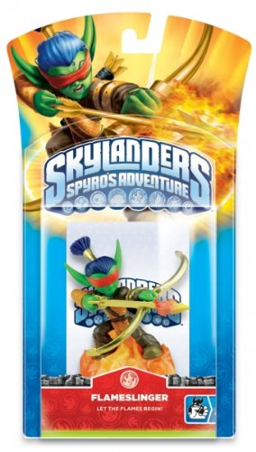 Skylanders: Spyro\'s Adventure - Character Pack Flameslinger (Wii/NDS/PS3/PC/3DS) (#) /PS3