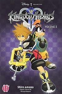 Kingdom Hearts II Intégrale Tome 3